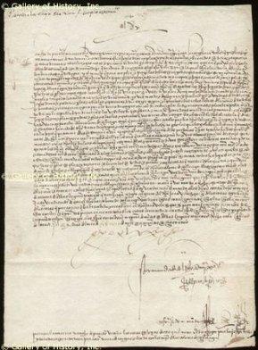Christopher Columbus Letter To King Ferdinand.Documents Dbq Lesson Pedro S Journal